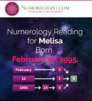 Numerologist.com Chart