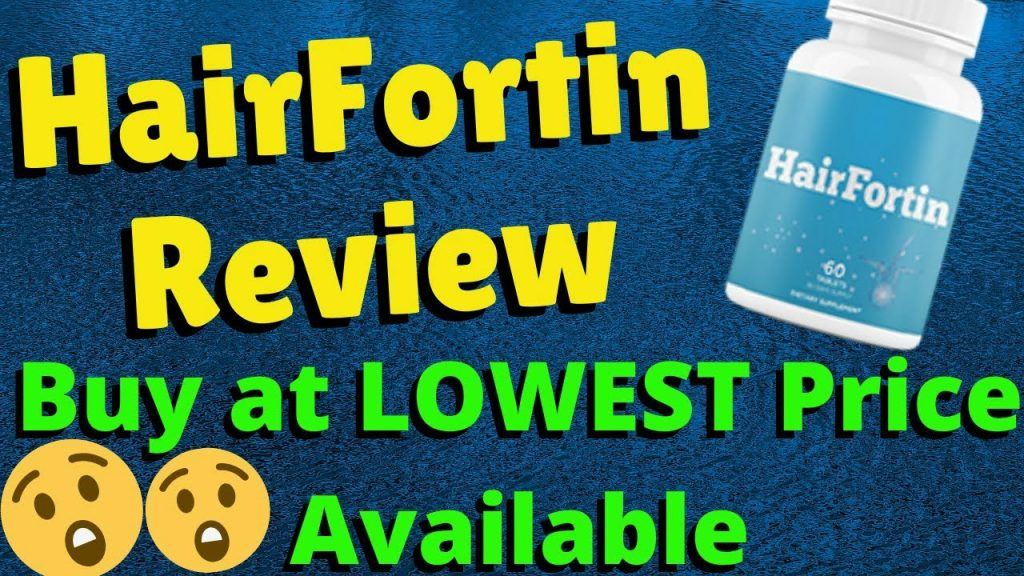 My Hairfortin Review